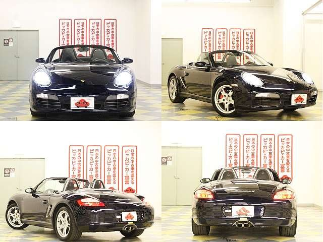 Used 2005 AT Porsche Boxster GH-98726 Image[9]