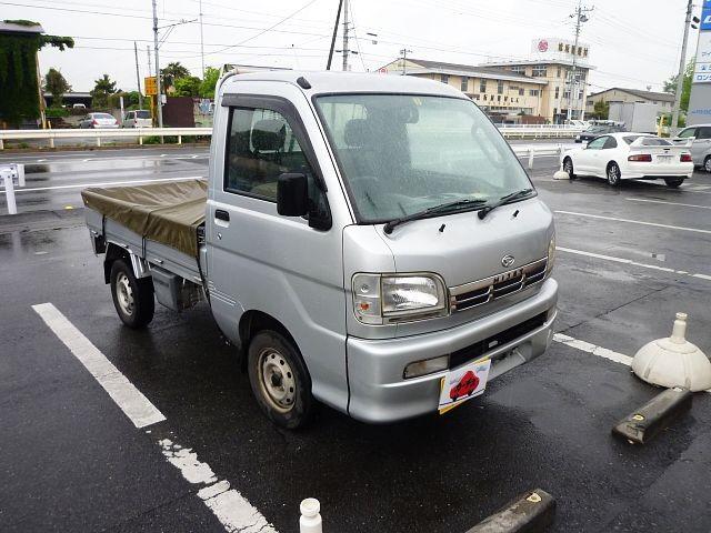 Used 1999 MT Daihatsu Hijet Truck GD-S200P