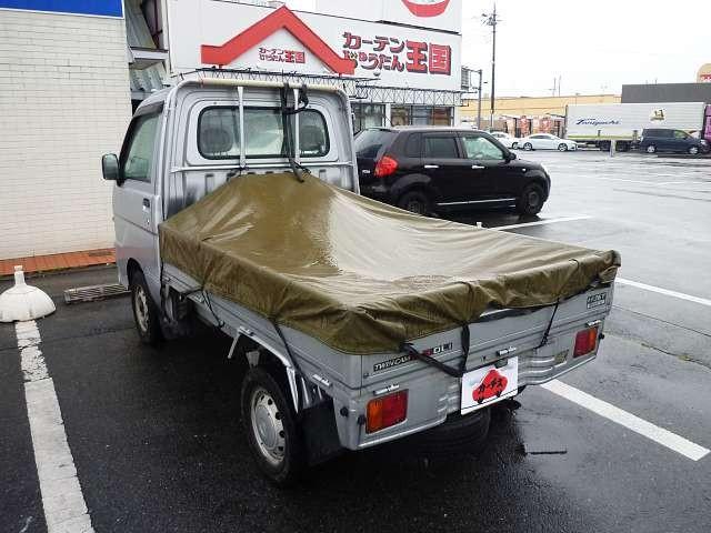 Used 1999 MT Daihatsu Hijet Truck GD-S200P Image[2]