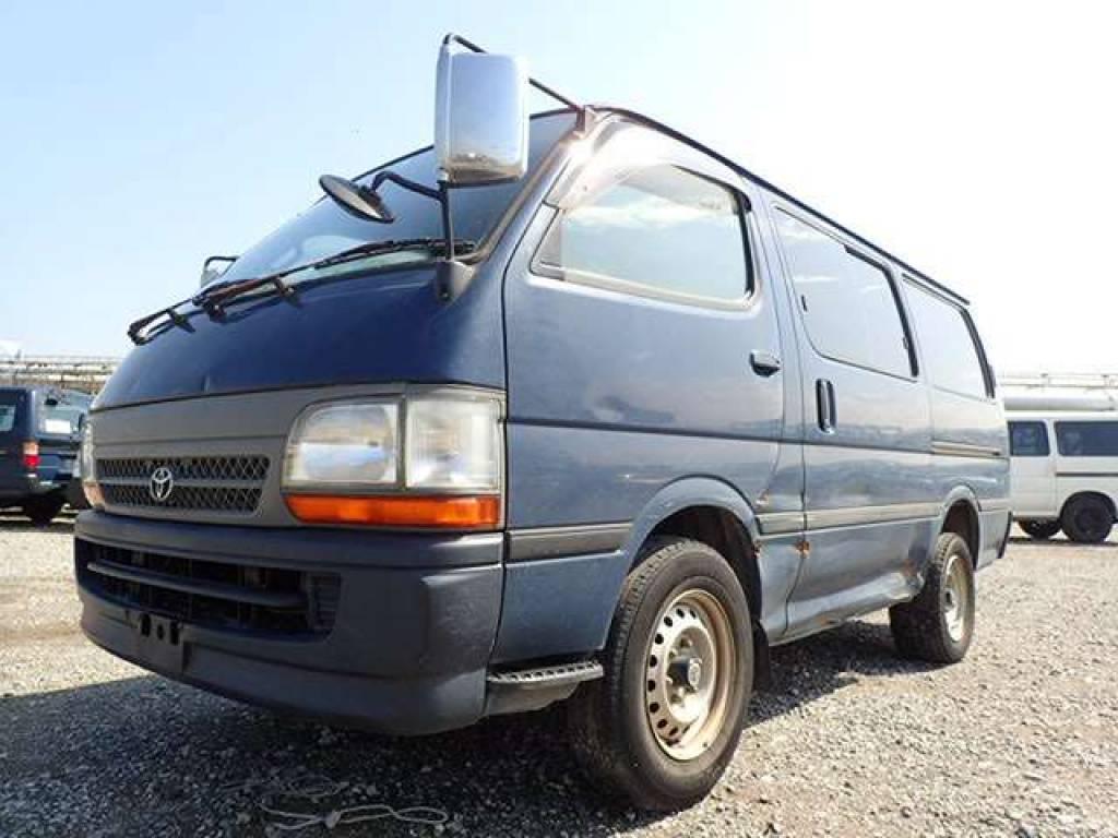 Used 1999 AT Toyota Hiace Van RZH102V