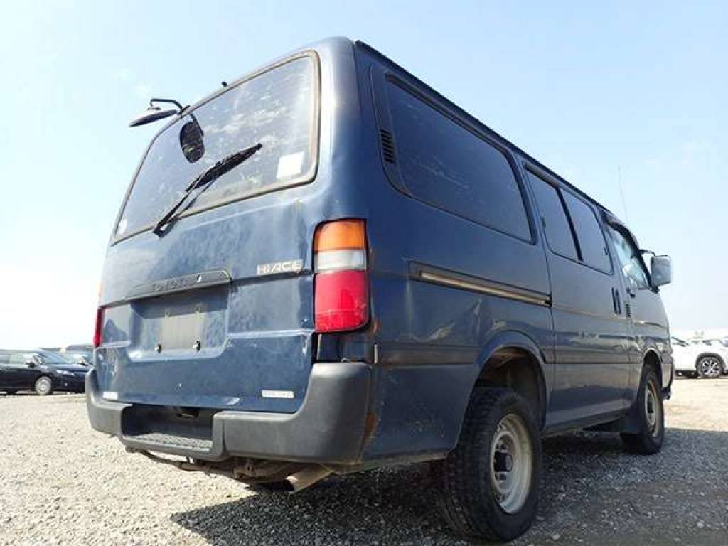 Used 1999 AT Toyota Hiace Van RZH102V Image[3]