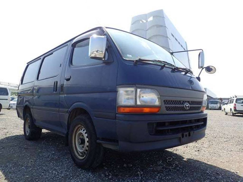 Used 1999 AT Toyota Hiace Van RZH102V Image[4]