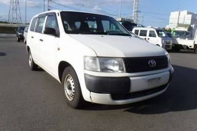 Toyota Probox Van 2009 from Japan