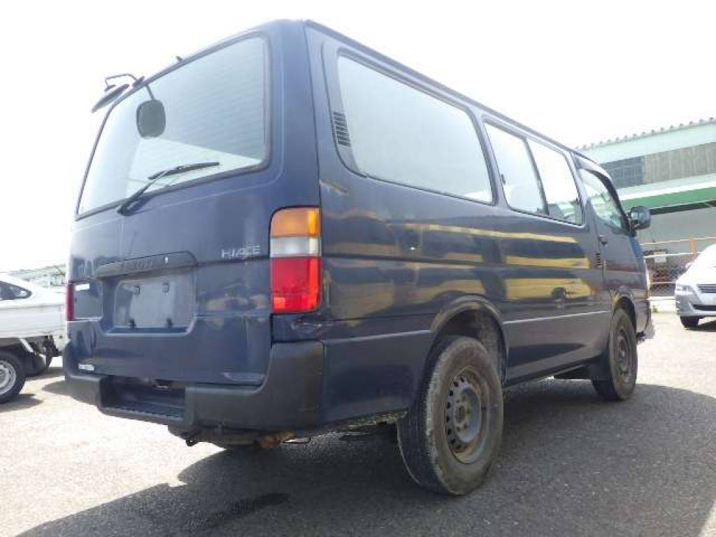 Used 1998 AT Toyota Hiace Van RZH102V Image[4]