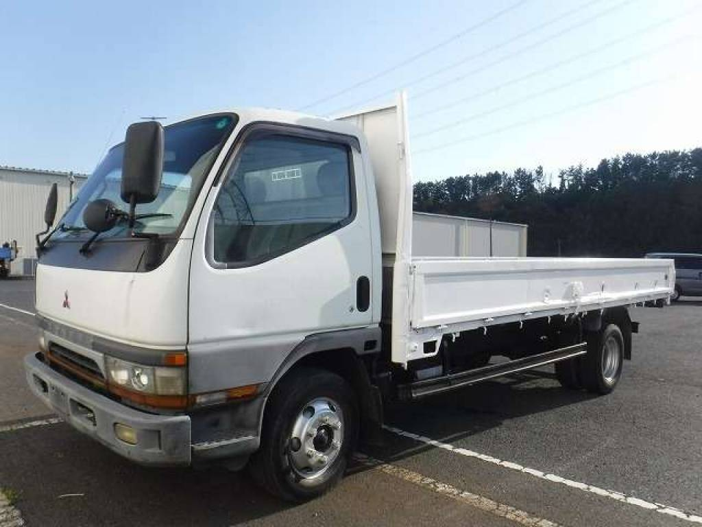 Used 1997 MT Mitsubishi Canter FE648G Image[1]