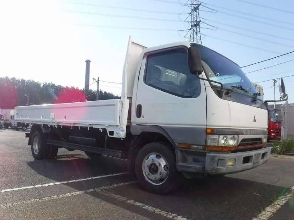 Used 1997 MT Mitsubishi Canter FE648G
