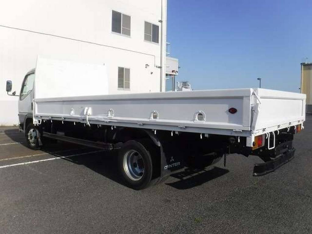 Used 1997 MT Mitsubishi Canter FE648G Image[2]