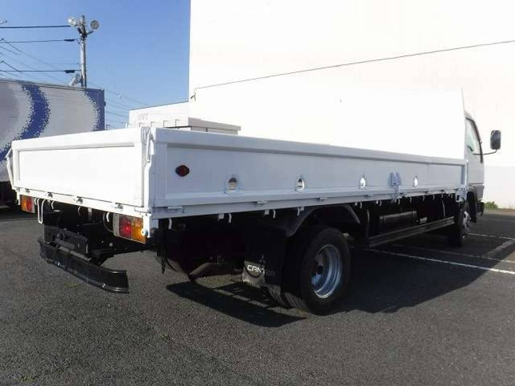 Used 1997 MT Mitsubishi Canter FE648G Image[3]