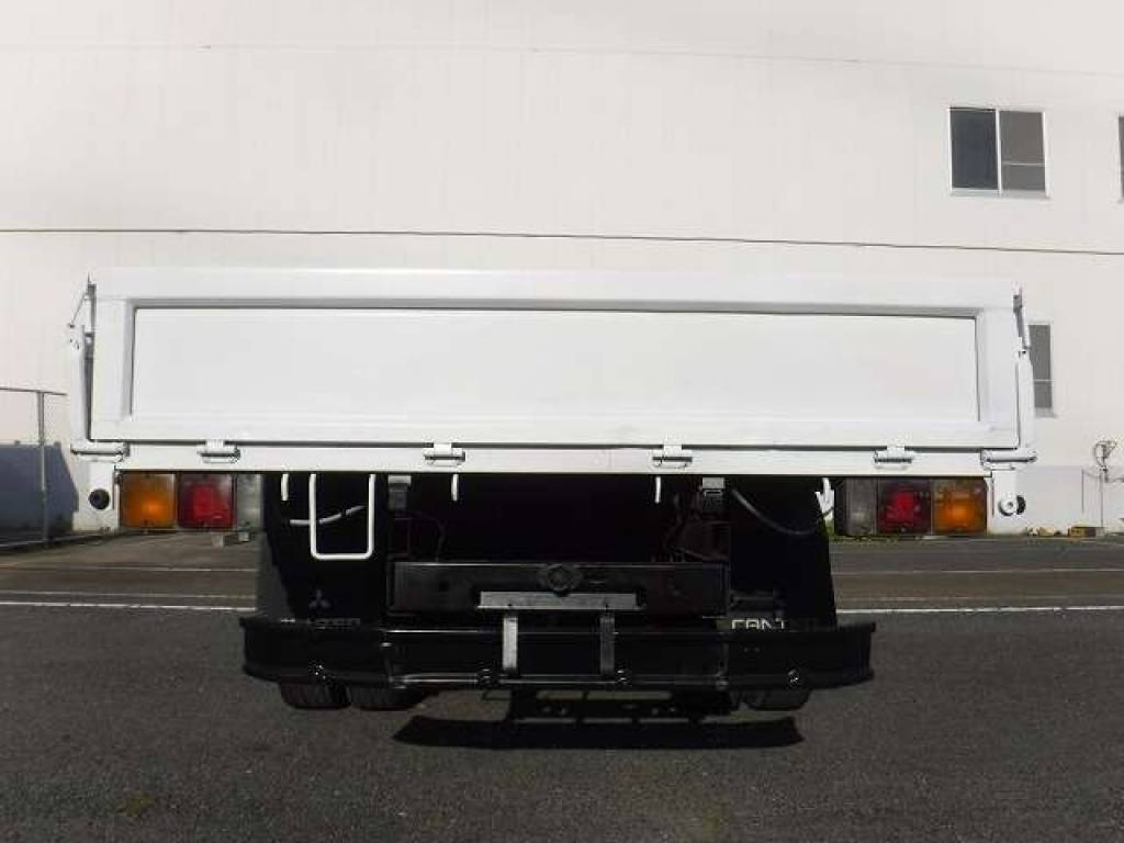 Used 1997 MT Mitsubishi Canter FE648G Image[4]