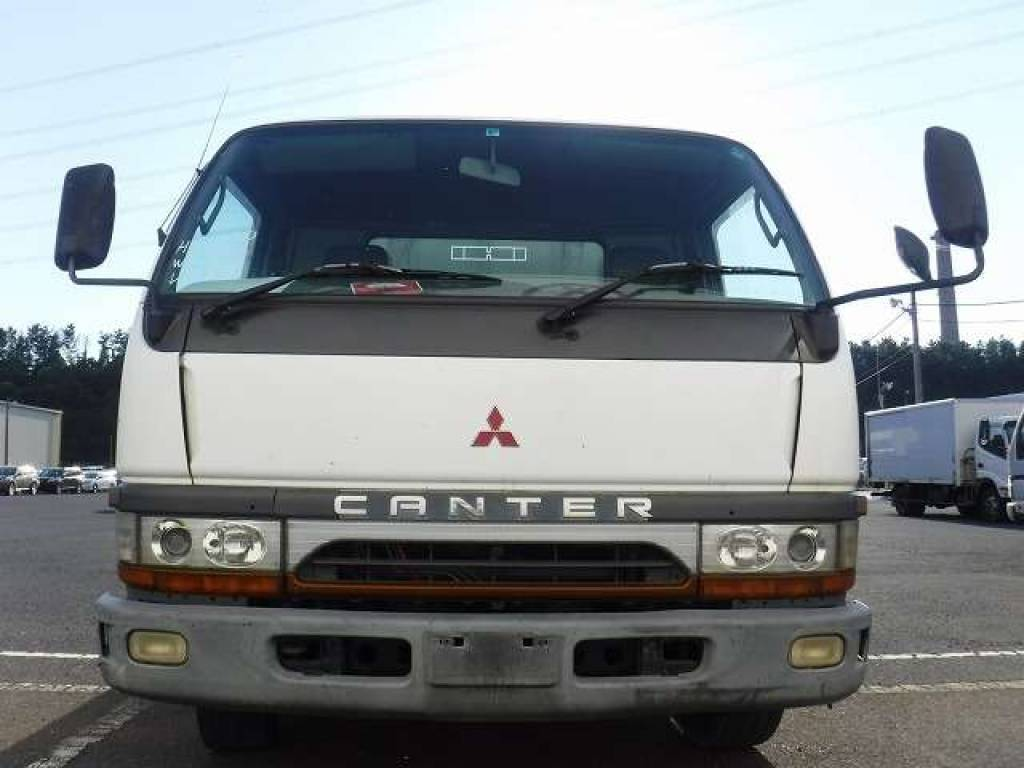 Used 1997 MT Mitsubishi Canter FE648G Image[5]