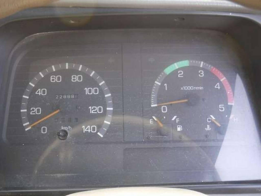 Used 1997 MT Mitsubishi Canter FE648G Image[10]