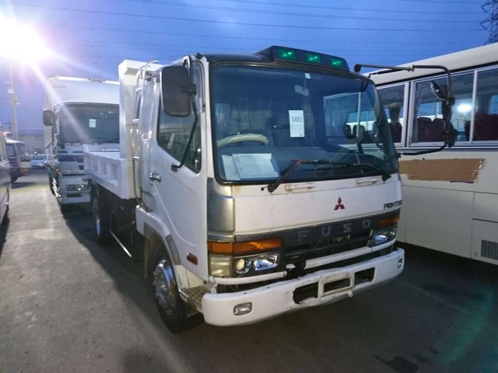 Used 1997 MT Mitsubishi Fuso Fighter FK629KZ Image[0]