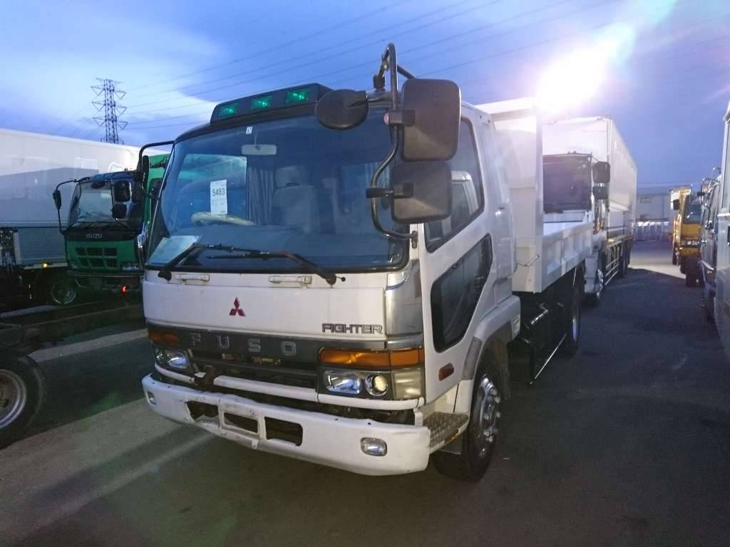 Used 1997 MT Mitsubishi Fuso Fighter FK629KZ Image[1]