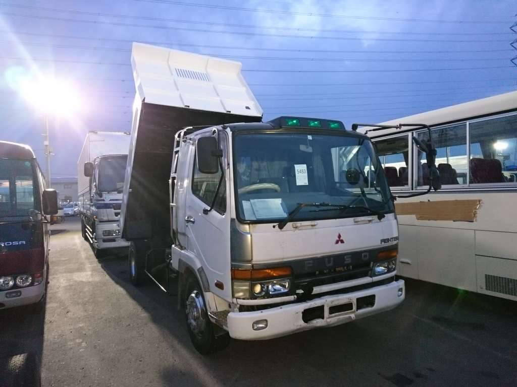 Used 1997 MT Mitsubishi Fuso Fighter FK629KZ Image[2]