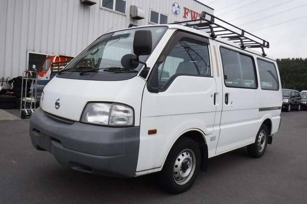 Used 2007 MT Nissan Vanette Van SK82VN