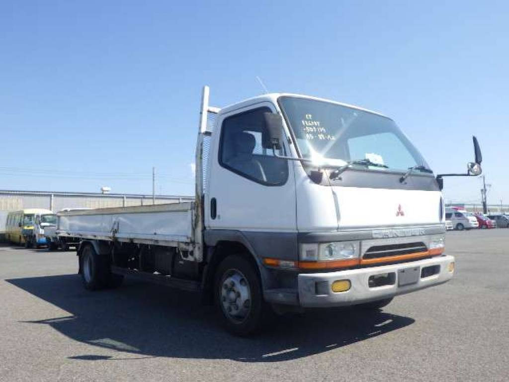 Used 1995 MT Mitsubishi Canter FE638F