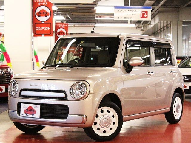 Used 2013 CVT Suzuki ALTO Lapin DBA-HE22S