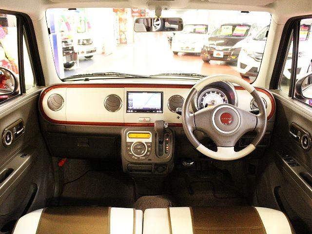 Used 2013 CVT Suzuki ALTO Lapin DBA-HE22S Image[1]