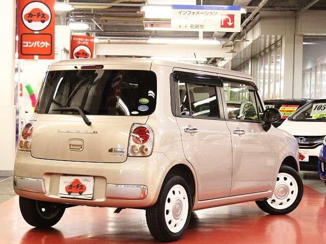 Used 2013 CVT Suzuki ALTO Lapin DBA-HE22S Image[2]