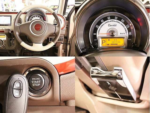 Used 2013 CVT Suzuki ALTO Lapin DBA-HE22S Image[4]