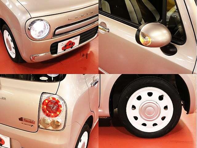 Used 2013 CVT Suzuki ALTO Lapin DBA-HE22S Image[8]