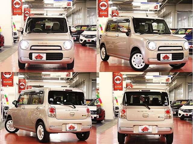 Used 2013 CVT Suzuki ALTO Lapin DBA-HE22S Image[9]