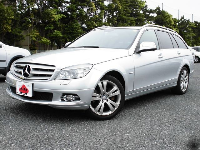 Used 2008 AT Mercedes Benz C-Class DBA-204241