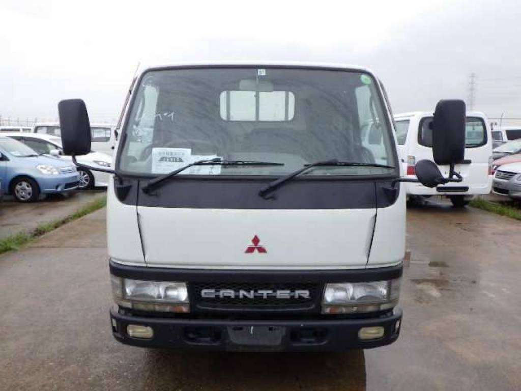 Used 2000 MT Mitsubishi Canter FE51CB Image[2]