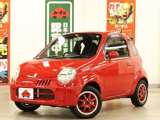 Used 2005 AT Suzuki Twin CBA-EC22S