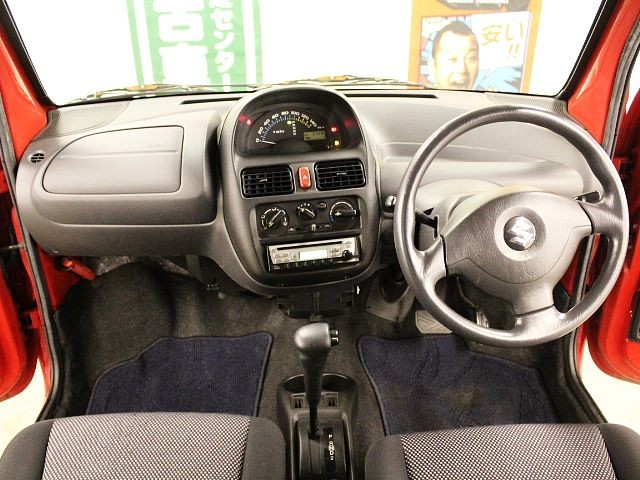 Used 2005 AT Suzuki Twin CBA-EC22S Image[1]