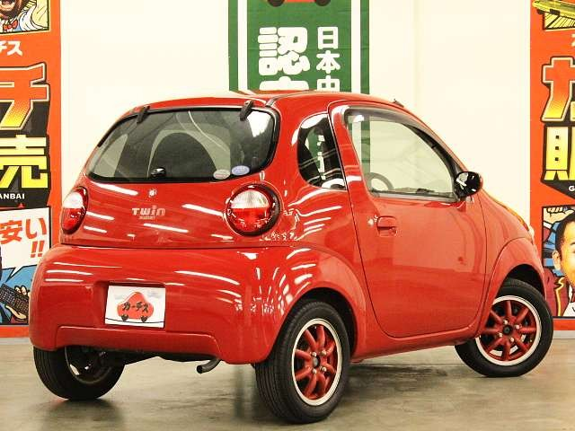 Used 2005 AT Suzuki Twin CBA-EC22S Image[2]