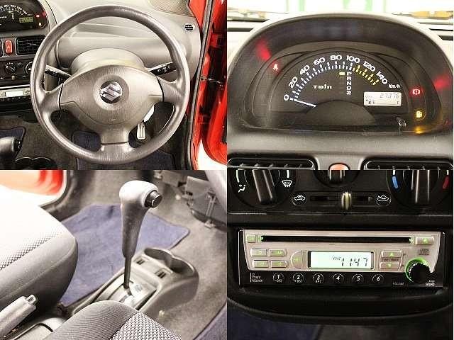 Used 2005 AT Suzuki Twin CBA-EC22S Image[4]