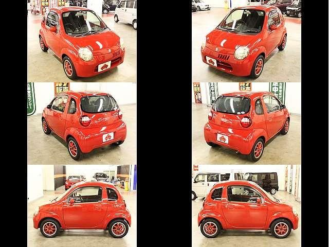 Used 2005 AT Suzuki Twin CBA-EC22S Image[7]