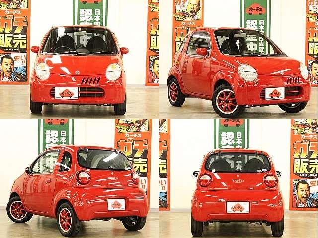 Used 2005 AT Suzuki Twin CBA-EC22S Image[9]