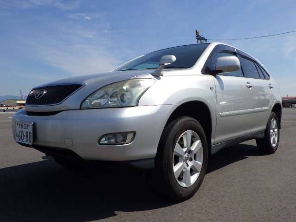 Used 2006 AT Toyota Harrier ACU30W