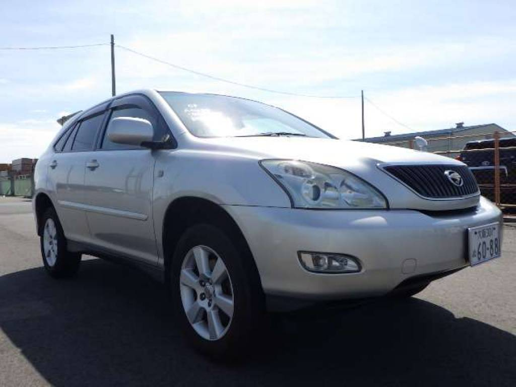 Used 2006 AT Toyota Harrier ACU30W Image[1]