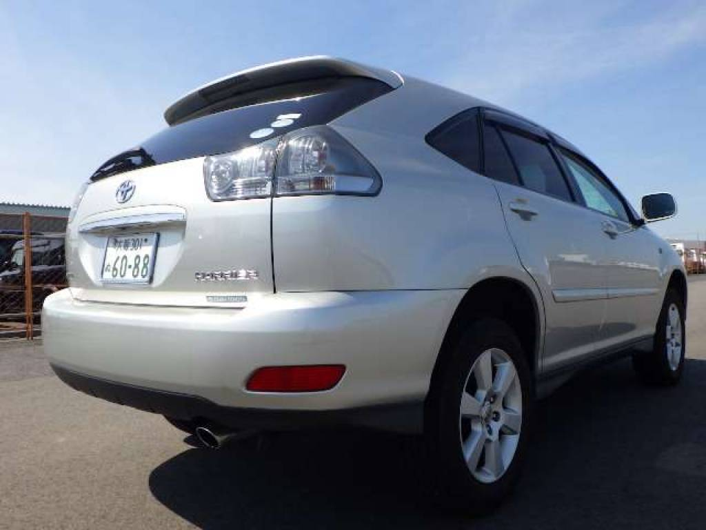 Used 2006 AT Toyota Harrier ACU30W Image[2]