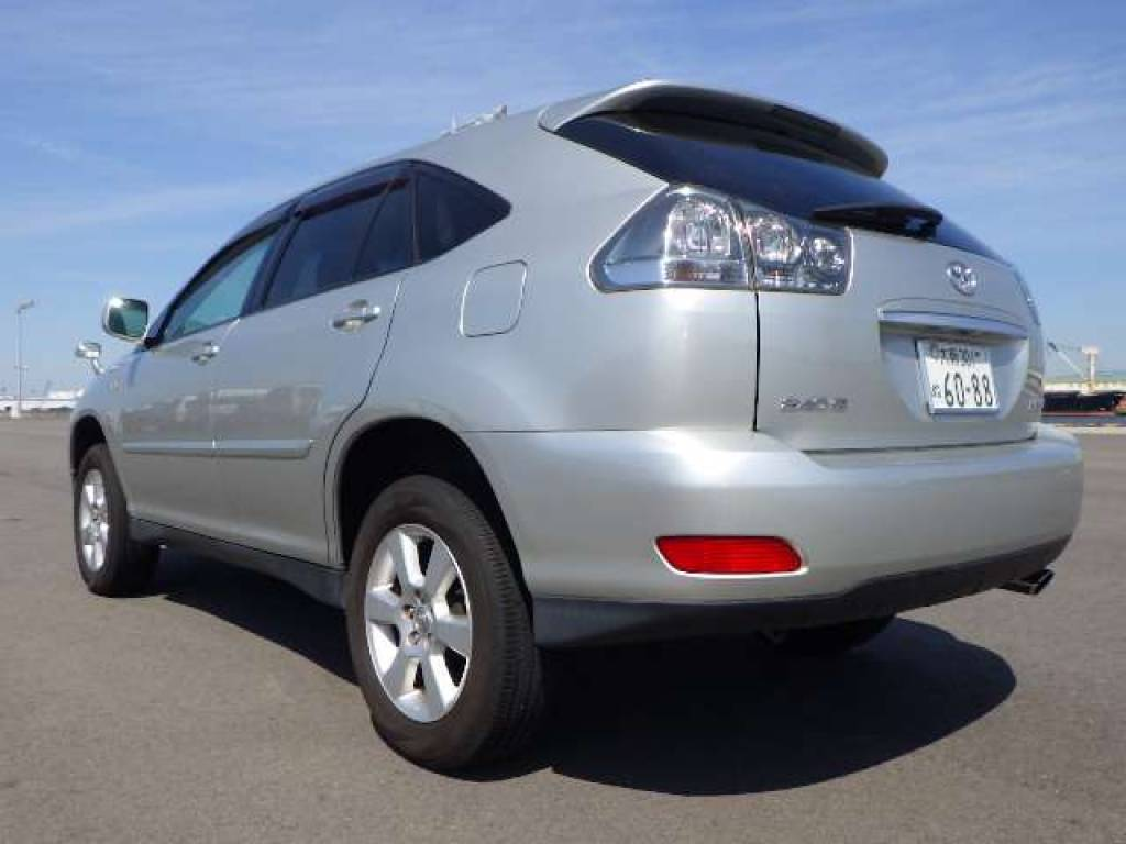 Used 2006 AT Toyota Harrier ACU30W Image[3]