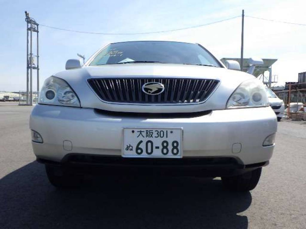 Used 2006 AT Toyota Harrier ACU30W Image[4]