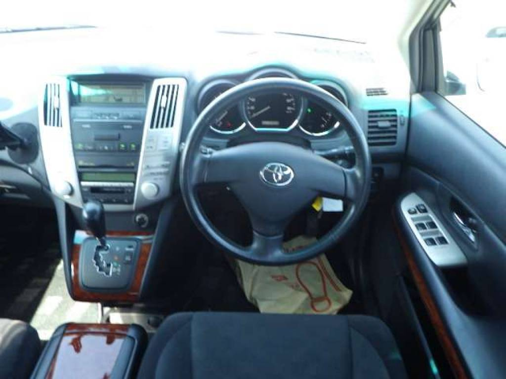 Used 2006 AT Toyota Harrier ACU30W Image[10]
