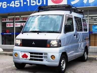 Mitsubishi Minicab Truck 2006 from Japan