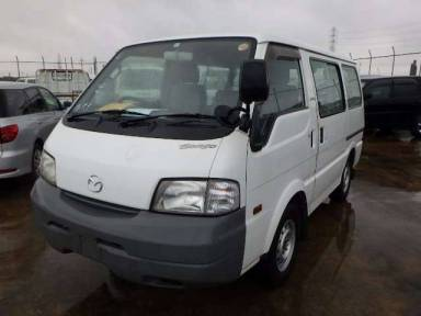 Mazda Bongo Van 2007 from Japan