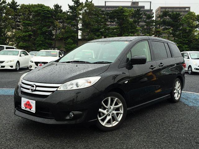 Used 2011 AT Nissan Lafesta DBA-CWEFWN