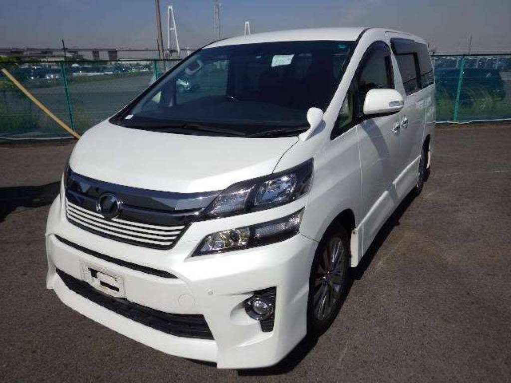 Used 2013 AT Toyota Velfire ANH20W