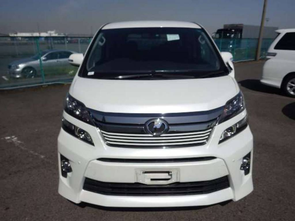 Used 2013 AT Toyota Velfire ANH20W Image[1]