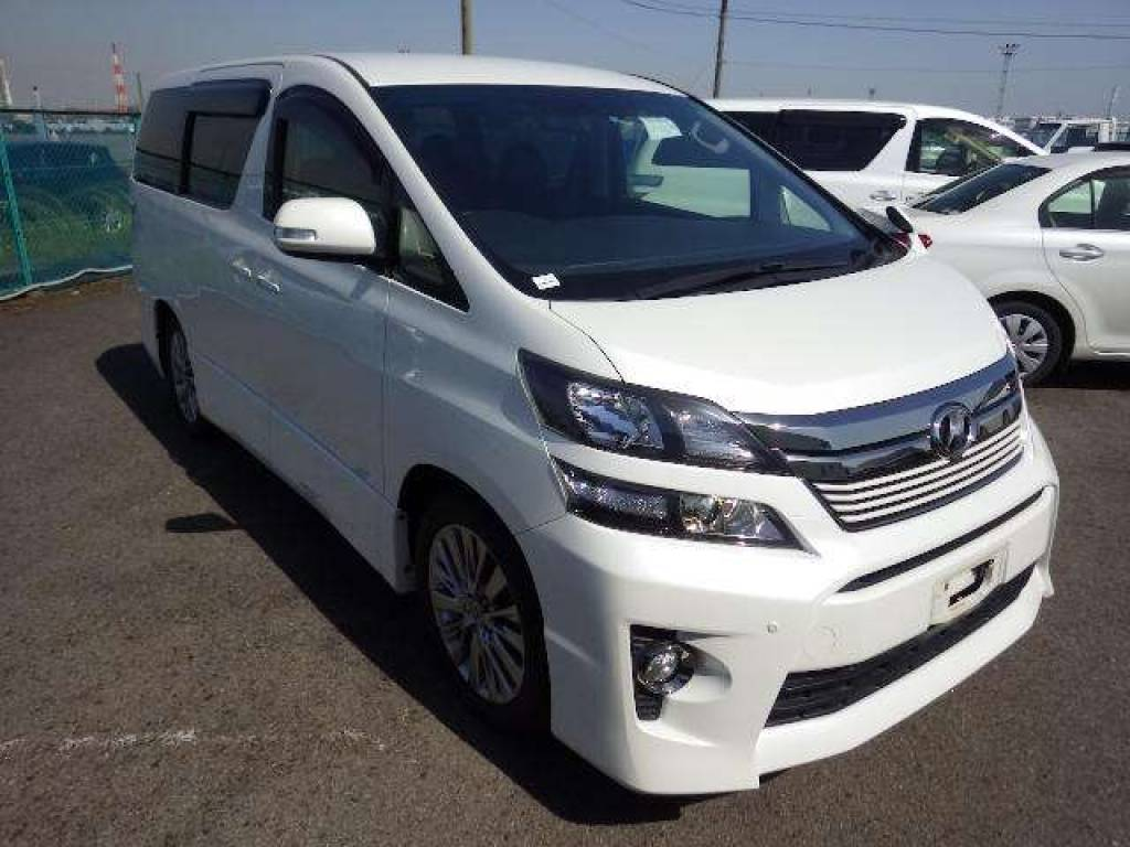 Used 2013 AT Toyota Velfire ANH20W Image[2]
