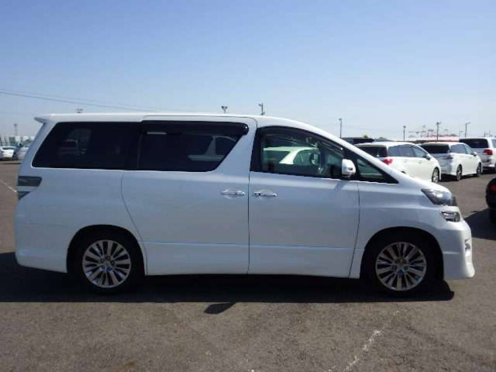 Used 2013 AT Toyota Velfire ANH20W Image[3]