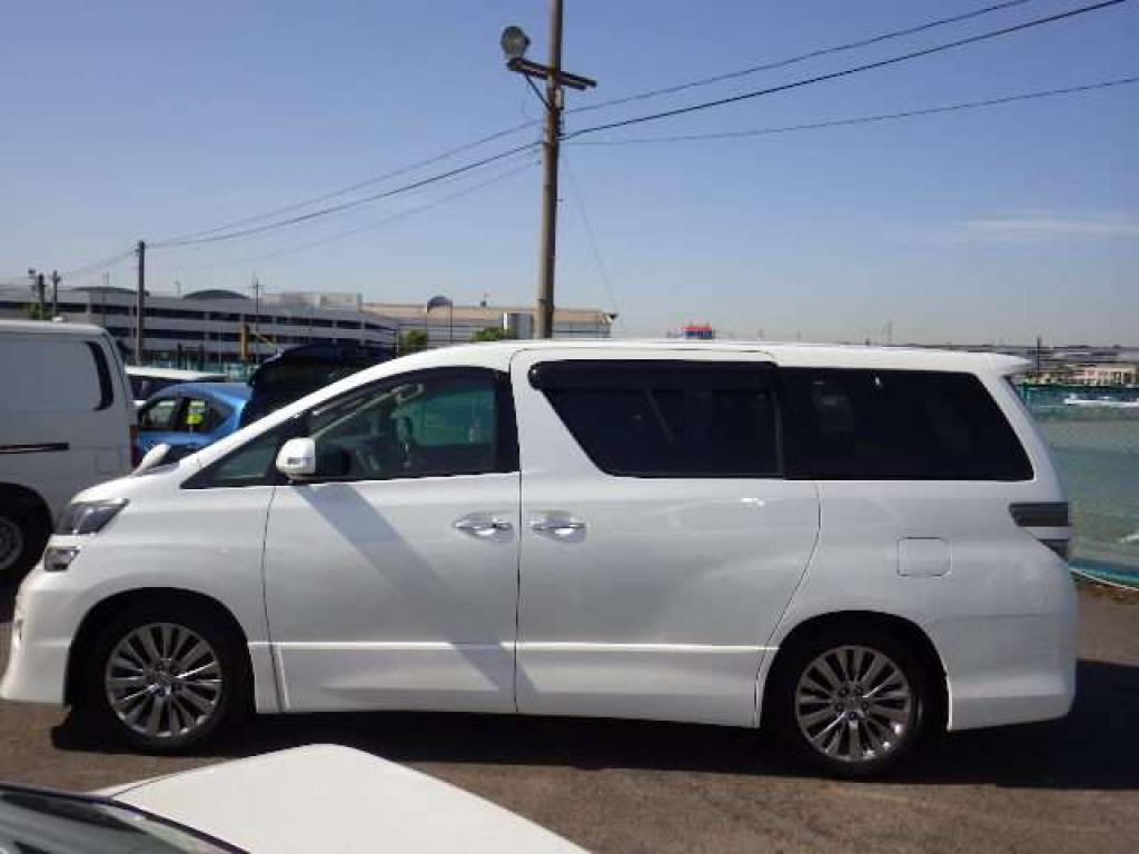 Used 2013 AT Toyota Velfire ANH20W Image[4]