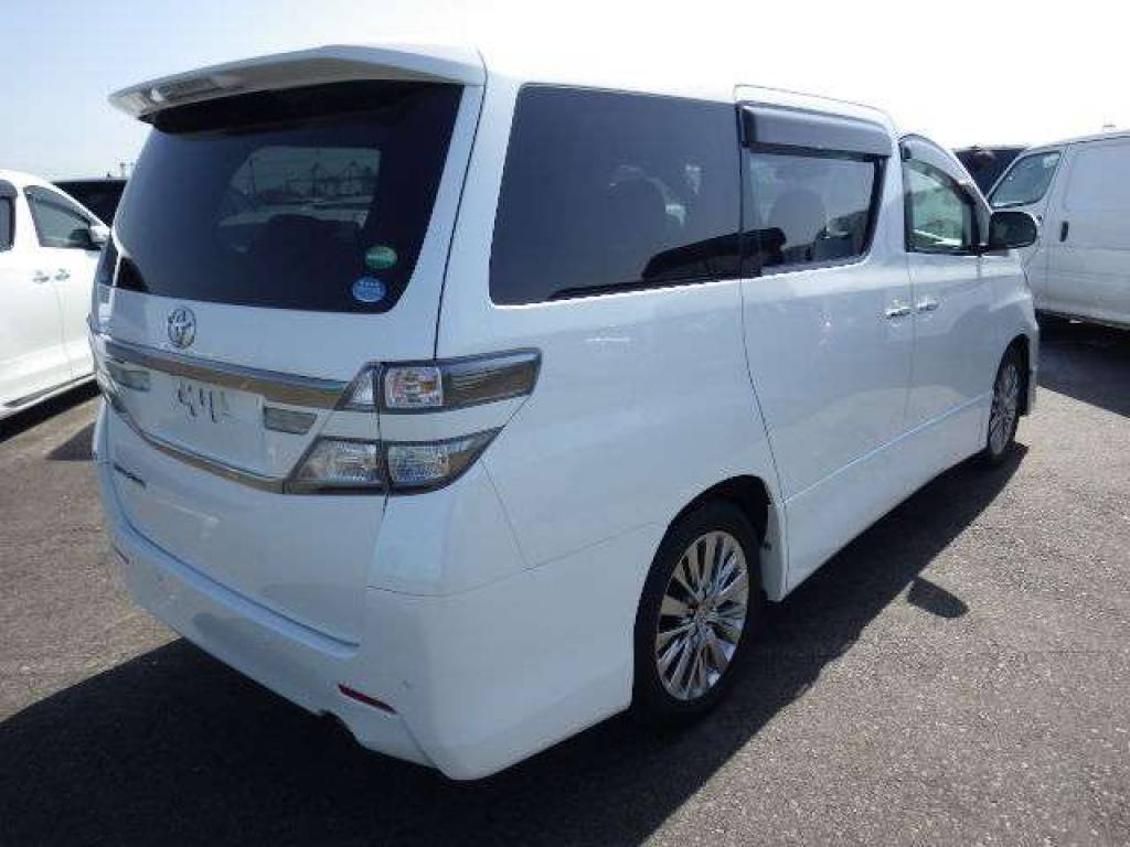 Used 2013 AT Toyota Velfire ANH20W Image[5]