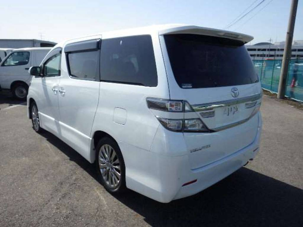 Used 2013 AT Toyota Velfire ANH20W Image[6]